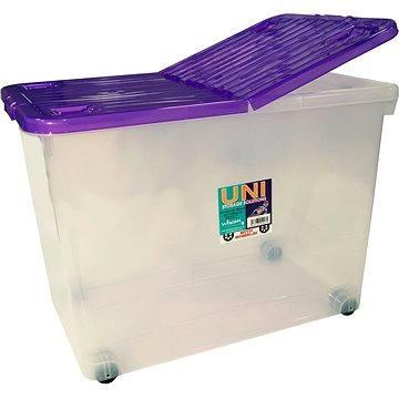 Wham Box se skl.víkem 80l bílý 15427 (42000617)