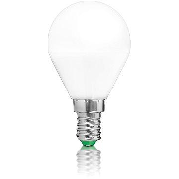 Whitenergy LED žárovka SMD2835 G45 E14 3W teplá bílá (10360)