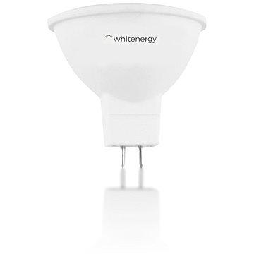 Whitenergy LED žárovka SMD2835 MR16 GU5.3 3W teplá bílá (10366)