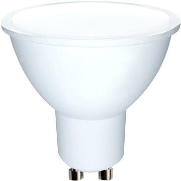 Whitenergy LED žárovka SMD2835 MR16 GU10 7W teplá bílá (10365)