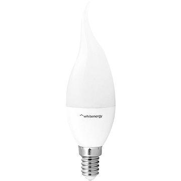 Whitenergy LED žárovka SMD2835 C37L E14 7W teplá bílá (10396)