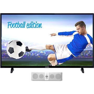 55 Hyundai FLA 5501 FE + Bluetooth reproduktor zdarma (HYUFLA5501FE) + ZDARMA Poukaz FLIX TV