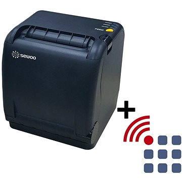 Sewoo SLK-TS400 Bluetooth černá + SW EET Start Kalkulačka (SW16KST121013)
