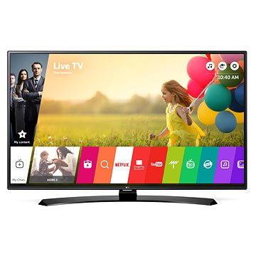 49 LG 49LH630V + ZDARMA Poukaz FLIX TV