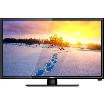 22 Thomson 22FB3113 černá + ZDARMA Poukaz FLIX TV