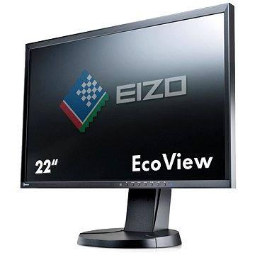 22 EIZO FlexScan EV2216WFS3-BK + ZDARMA Film k online zhlédnutí Lovci hlav