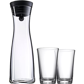 WMF Karafa na vodu 1l + 2 sklenice 0.25l (0617709994)