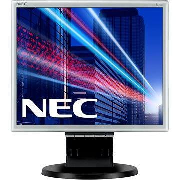 17 NEC MultiSync E171M stříbrno-černý (60003582) + ZDARMA Film k online zhlédnutí Lovci hlav