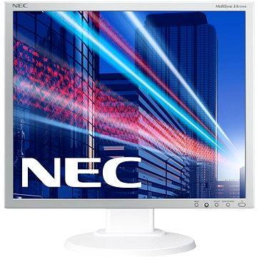 19 NEC MultiSync LED EA193Mi stříbrno-bílý (60003585)