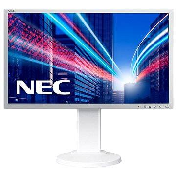 20 NEC MultiSync E203Wi bílý (60003805)