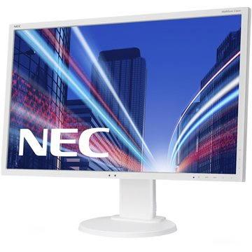 22 NEC MultiSync LED E223W bílý (60003335)