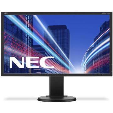 22 NEC MultiSync LED E223W černý (60003334) + ZDARMA Film k online zhlédnutí Lovci hlav