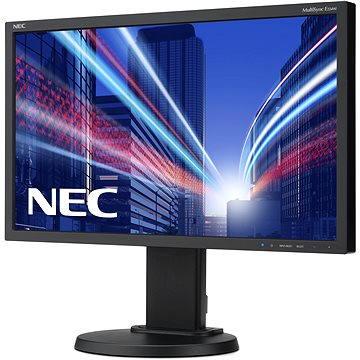 22 NEC MultiSync E224Wi černý (60003584) + ZDARMA Film k online zhlédnutí Lovci hlav