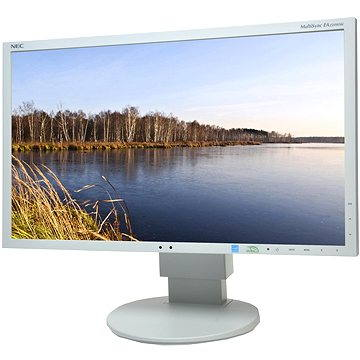 21.5 NEC MultiSync LED EA224WMi bílý (60003337) + ZDARMA Film k online zhlédnutí Lovci hlav
