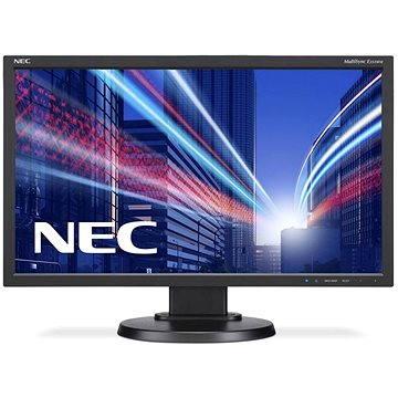 23 NEC MultiSync E233WM černý (60003806)