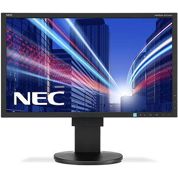23 NEC MultiSync LED EA234WMi černý (60003588) + ZDARMA Film k online zhlédnutí Lovci hlav
