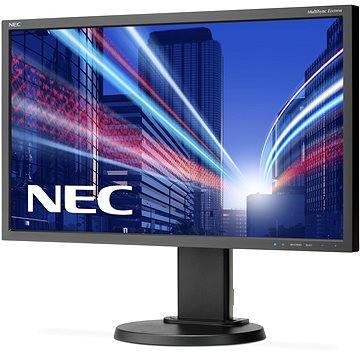 24 NEC MultiSync E243WMi černý (60003681)