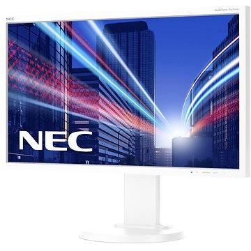 24 NEC MultiSync E243WMi bílý (60003682) + ZDARMA Film k online zhlédnutí Lovci hlav