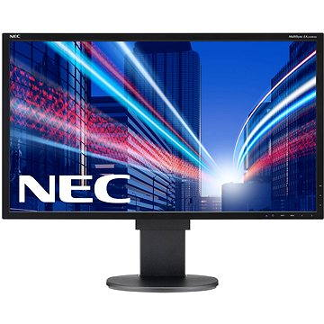 24 NEC MultiSync LED EA244WMi černý (60003414) + ZDARMA Film k online zhlédnutí Lovci hlav