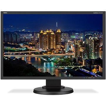 24 NEC MultiSync E245WMi černý (60004113) + ZDARMA Film k online zhlédnutí Lovci hlav