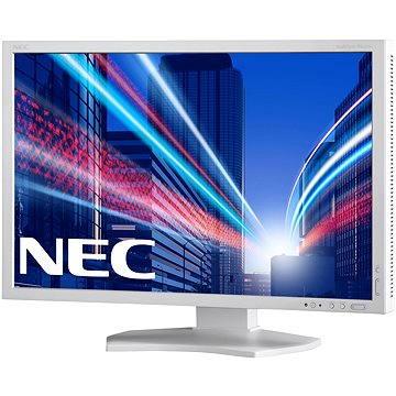 24 NEC MultiSync PA242W-SV2 bílý (60003947)