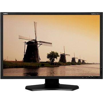 24 NEC MultiSync LED P242W černý (60003419)