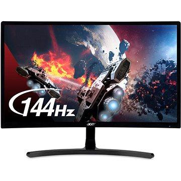 """23.6"""" Acer ED242QRAbidpx prohnutý Black (UM.UE2EE.A01)"""