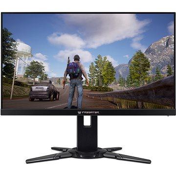 27 Acer XB272bmiprzx Predator (UM.HX2EE.005) + ZDARMA Poukaz Elektronický dárkový poukaz Alza.cz v hodnotě 1000Kč, platnost do 31/3/2018