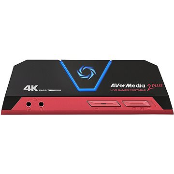 AverMedia Live Gamer Portable 2 Plus (GC513) (61GC5130A0AH)