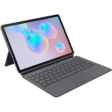 Samsung Ochranný kryt s klávesnicí pro Galaxy Tab S6 šedý (EF-DT860UJEGWW)