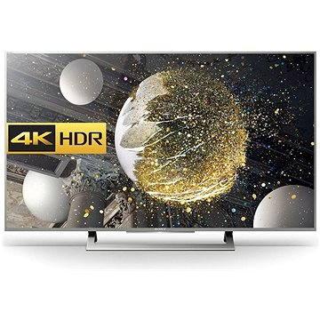43 Sony Bravia KD-43XD8077 (KD43XD8077SAEP) + ZDARMA Poukaz FLIX TV