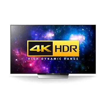 55 Sony Bravia KD-55XD8505 (KD55XD8505BAEP) + ZDARMA Poukaz FLIX TV