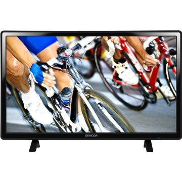 24 Sencor SLE 2461TCS + ZDARMA Poukaz FLIX TV