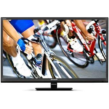 24 Sharp LC-24CHE4000E černá + ZDARMA Poukaz FLIX TV