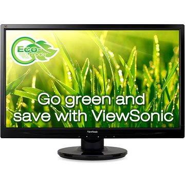 23.6 ViewSonic VA2445M-LED černý + ZDARMA Film k online zhlédnutí Lovci hlav