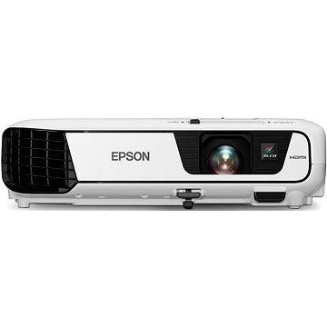 """Epson EB-X31 (V11H720040) + ZDARMA Film k online zhlédnutí Lovci hlav Projekční plátno NOBO nástěnné 90"""""""