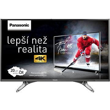40 Panasonic TX-40DX600E + ZDARMA Poukaz FLIX TV