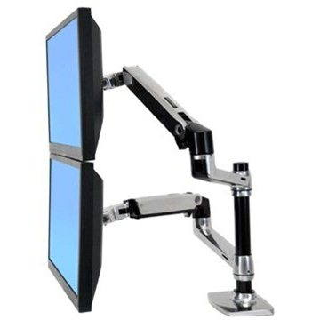 ERGOTRON LX Dual Stacking Arm (45-248-026)