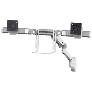 ERGOTRON HX Wall Dual Monitor Arm (45-479-216)