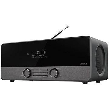 Hama DIR3120 DAB+ internetové rádio (54830)