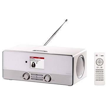 Hama DIR3110 DAB+ internetové rádio, bílé (54824)