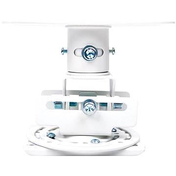 Optoma univerzální stropní držák - bílý (70mm) (OCM818W-RU)