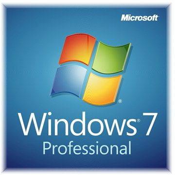 Microsoft Windows 7 Professional CZ SP1 64-bit, (OEM) (FQC-08688)