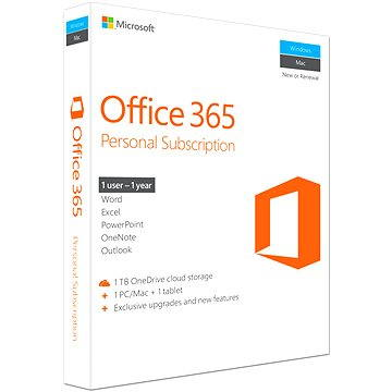 Microsoft Office 365 Personal ENG (QQ2-00543)