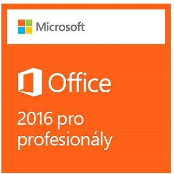 Microsoft Office 2016 Professional (269-16805)