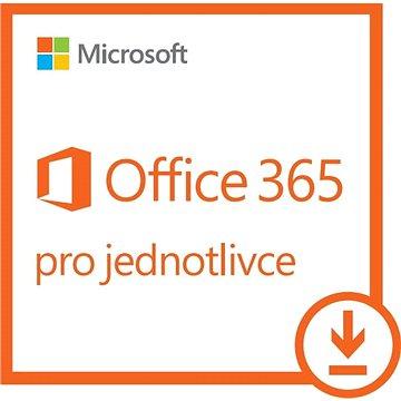 Microsoft Office 365 pro jednotlivce (elektronická licence) (QQ2-00012)