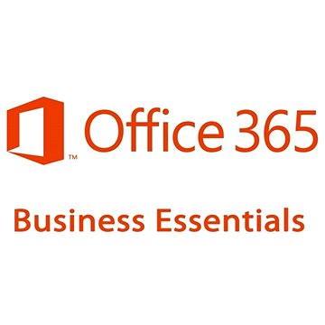 Microsoft Office 365 Business Essentials OLP (elektronická licence) (9F5-00003)