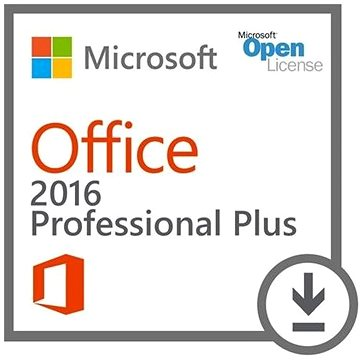 Microsoft Office Pro Plus 2016 SNGL OLP NL (79P-05552)