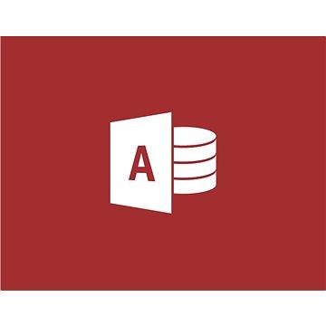 Microsoft Access 2016 SNGL OLP NL (077-07131)