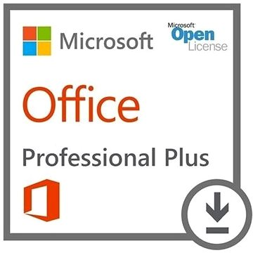 Office Pro Plus SNGL LicSAPk OLV NL 1Y AqY1 AP Licence/Software Assurance Pack (269-09046)